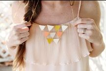 DIY: Jewelry / tutorials for simple jewelry making