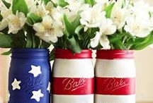 Celebrate: 4th of July / 4th of July ideas