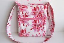 Sewing: Bags / Tutorials for sewing bags, clutches, totes, etc.
