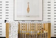 Baby & Kid Rooms / by Stephanie Dunlap