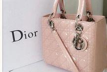 *purses/bags/wallets* / by Cheri Rollo