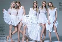 *WHITE fashion* / Clothes that are the color white. / by Cheri Rollo