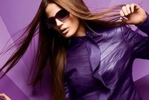 *PURPLE fashion* / Clothes in different shades of purple! / by Cheri Rollo