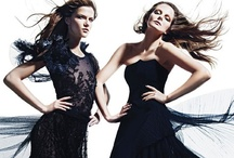 *BLACK fashion* / Fashionable clothes in the color black. / by Cheri Rollo
