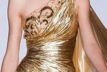 *GOLD fashion / Gold fashionable clothes. / by Cheri Rollo