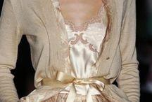 *CREAM/IVORY/LT. BEIGE and CHAMPAGNE fashion* / by Cheri Rollo