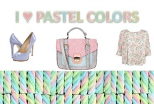 *pastels* / by Cheri Rollo