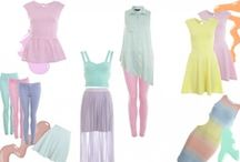 *PASTEL fashion* / by Cheri Rollo