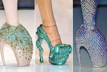 *strange shoes* / by Cheri Rollo