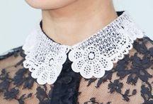 Collars / by Kim Jansen Van Rensburg