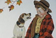 nOrMaN rOcKwElL / by Kristina Haskett