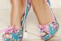 *elegant, cute, fun, and pretty shoes* / by Cheri Rollo