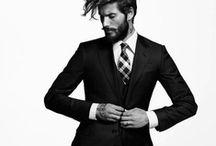 The Suit (Groom) / by Kim Jansen Van Rensburg