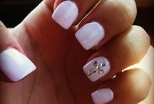 Nails / I love to paint my nails....