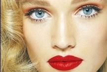 Toutes beauts / Pretty looks, hair, make-up & beauty