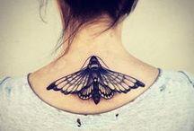 Tattoo Admiration / by Kim Jansen Van Rensburg