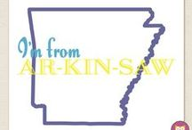 Southern Born & Bred / Southern State of Mind... Below the Mason-Dixon is where I wanna be...