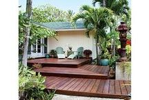 frontyard/patio ideas