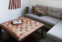 Textiles & Upholstery / Ideas for upholstering and re-covering chairs, sofas and stools