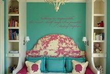 Aimy's Sanctuary / Ideas for my daughter's bedroom and bathroom...