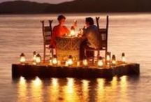 Honeymoon & Romantic Getaways / Places for a honeymoon and just simple romantic getaways...