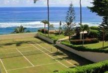 Where I play when i dream / Amazing Tennis Courts / by USTA South Carolina