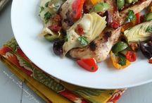 Healthy Delicious Main Dish / Fooooood / by Tatiana Solorio