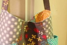 Sewing: Bags &Totes &Cases / Sewing things to hold other things...