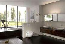 Wohlfühlbäder / Moderne Wohlfühlbäder, Luxusbäder, Wellnesoasen, Gäste-Toiletten
