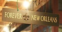 My ❤ Belongs to NOLA / One day I promise to not only visit New Orleans but I promise to move there... NOLA, you have my heart.