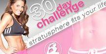 Stratusphere Health / Getting healthy through the Stratusphere life by Trish Stratus (my idol)!!!