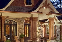 Dream Home Ideas... / by Shelley Koger