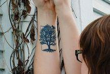 Tattoos  / by Berenice Ruiz