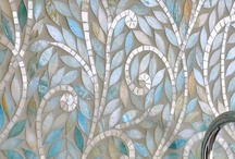 mosaic coolness / by Linda Keane
