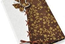 Mariage Chocolat - Brown chocolate wedding / Créations et accessoires pour un mariage coordonné en marron, brun, chocolat Brown chocolat wedding accessorizes / by Artesa Créations