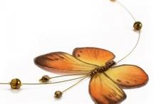 Mariage Papillon / Papillon pour mariage, thème printannier Butterfly wedding / by Artesa Créations