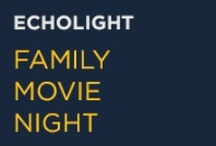 Family Movie Night / EchoLight Studios encourages you to spend quality time with each other by gathering around for a family friendly faith based movie. Here's a collection of helpful tips, informative articles, fun recipes, DVD suggestions, and creative ideas to get you started. / by EchoLight Studios