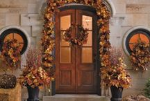 Fall Decor / Decor fun love work on the house as well as cook