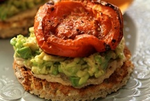 healthy & happy / vegetarian, pescetarian & vegan / by Charlotte Ingram