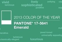 Colour : Emerald