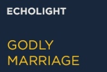Godly Marriage from Top Christian Moms / Articles and pins to strengthen your relationship with God and your husband from trusted Christian moms.