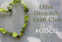 #ODCC / Olive Dragonfly Craft Club Ideas