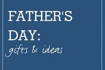 FATHER'S DAY | Gifts & ideas / Great gifts and craft ideas for your Dad (or your babies' Daddy) for Father's Day - brought to you by Mum's Grapevine