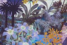 Pattern Savvy: Tropical / Textile patterns from the tropics