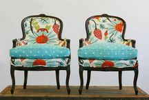 Reupholster / Upholstery and coverings
