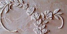 Wall Stencils & Stamps