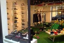 Boutiques... Stores... Shows / Cocorose London on Display