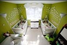 Nursery ideas / by Bex @OliveDragonfly