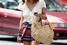 summer lovin' / silks, prints, sunshine / by Charlotte Ingram
