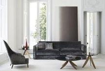 Диваны БертО / Каждый диван BertO является единственным в своем роде.